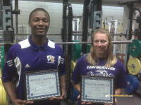 NSCA All-American photo