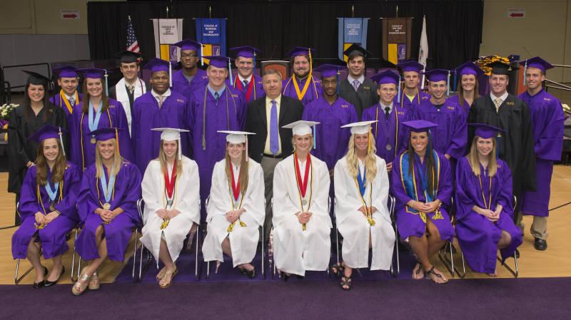 Spring 2014 Graduates