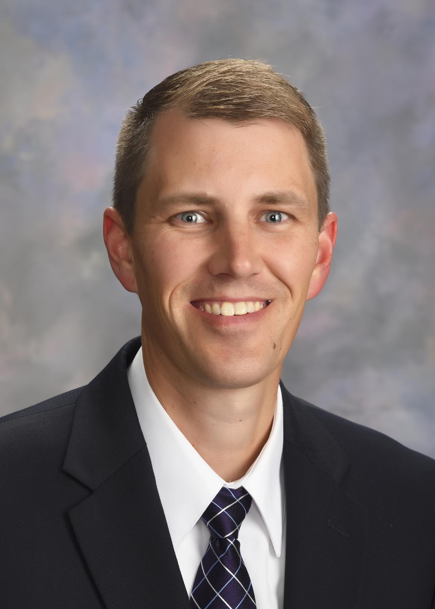 Matt Bierman, Vice President fo rAdministrative Services
