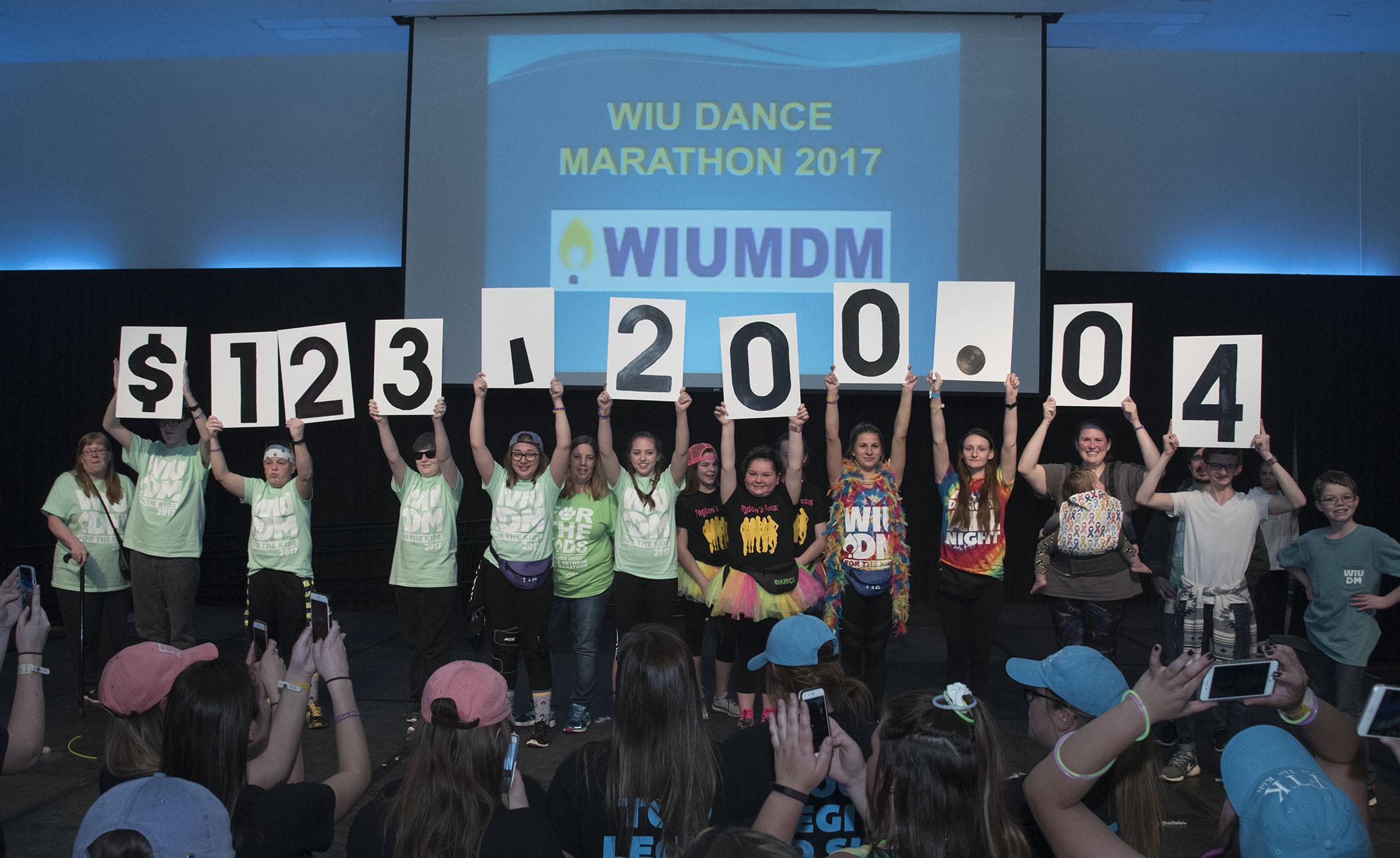Dance Marathon 2017