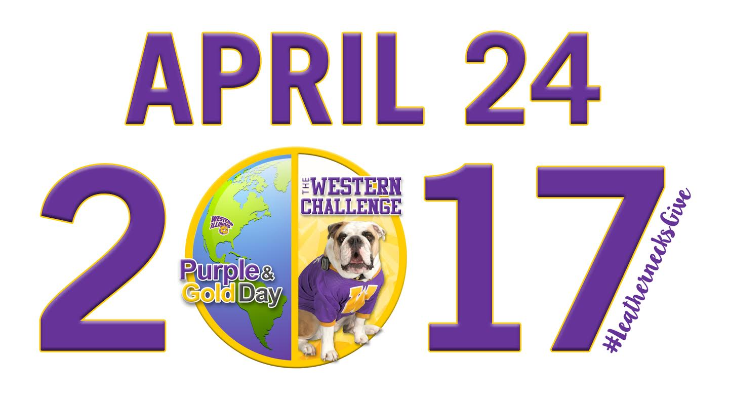 Purple and Gold Day 2017