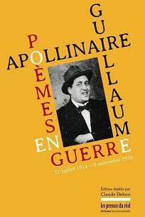 Guillaume Apollinaire Poemes en Guerre couverture