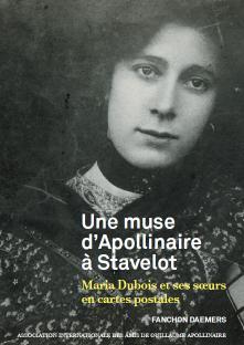 Une muse d Apollinaire a Stavelot couverture