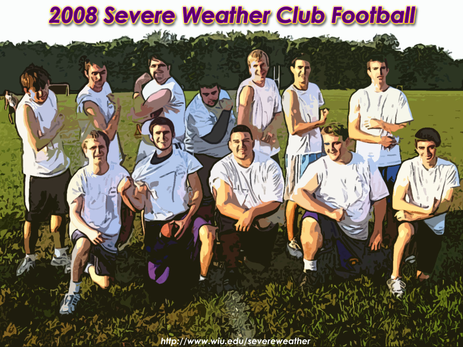 Severe weather club wallpapers