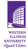 Logo image of Western Illinois University - Quad Cities