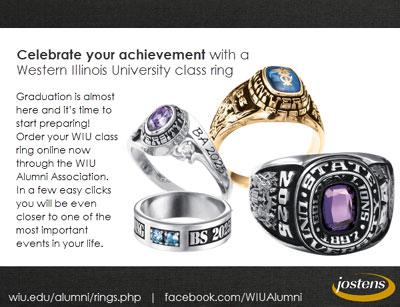 Class Rings - Alumni - Western Illinois University