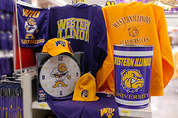 timeless design 36a22 cd03e Official WIU Merchandise - Alumni - Western Illinois University