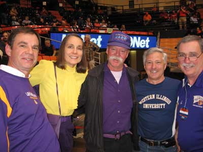 WIU Alumni & Friends at WIU vs. Oregon State Basketball Game