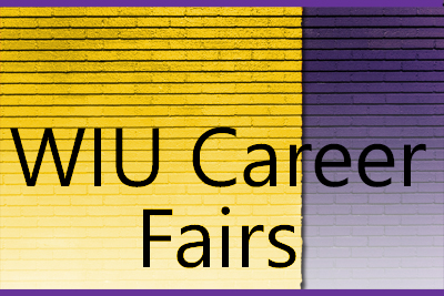 WIU Career Fairs.