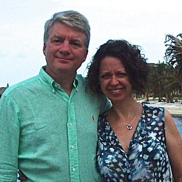 Susan and Paul Buta