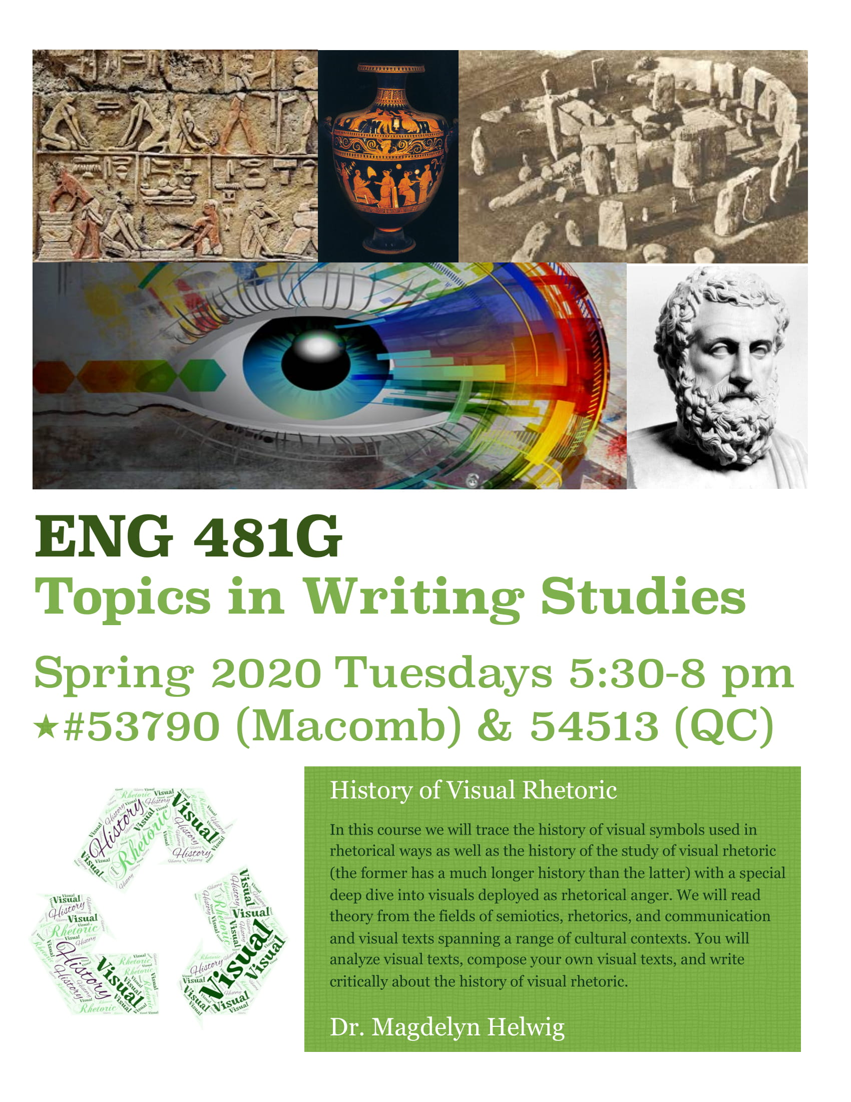 Spring 2020 Course Description