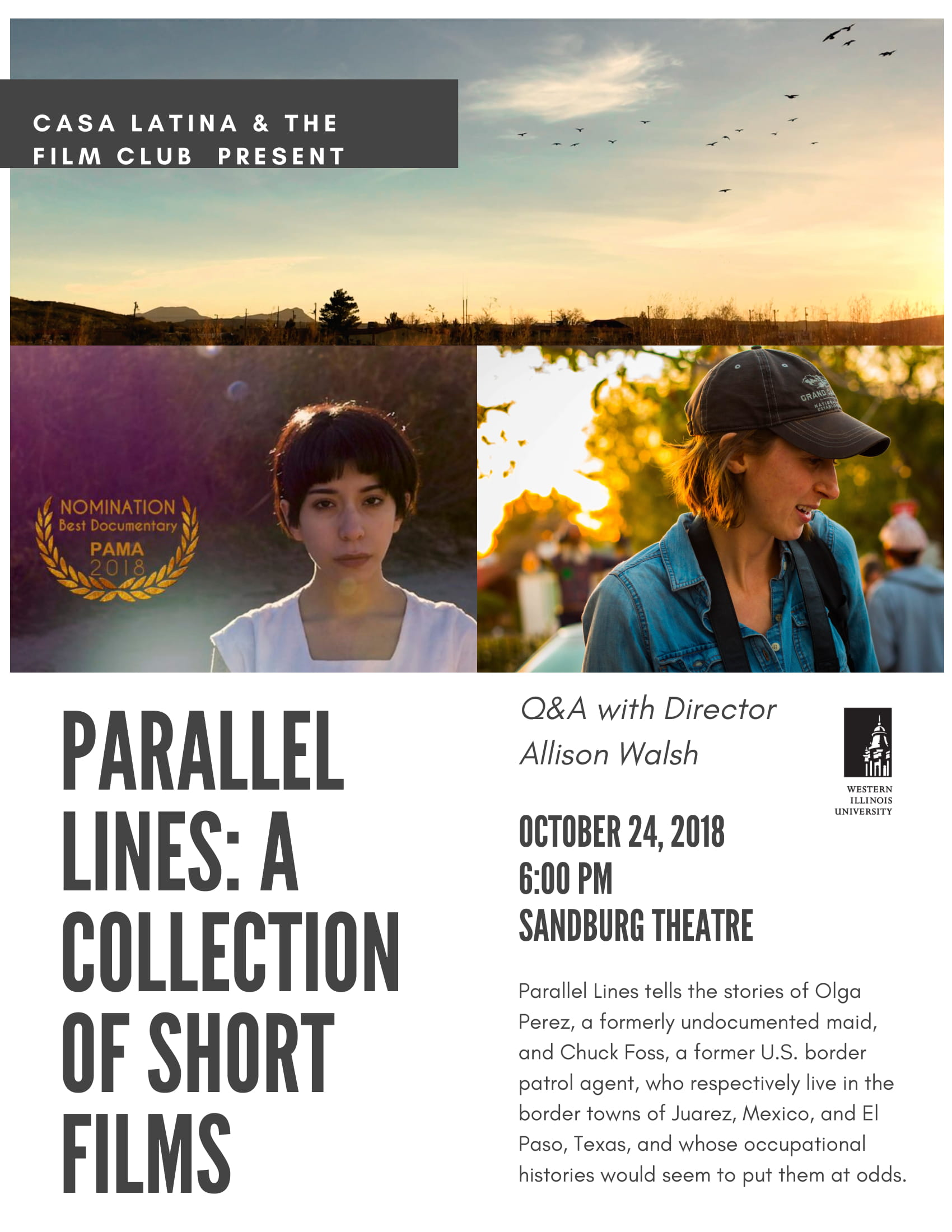 Film Event Fall 2018