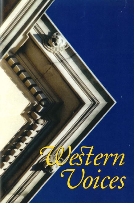 Western Voices Cover 2006