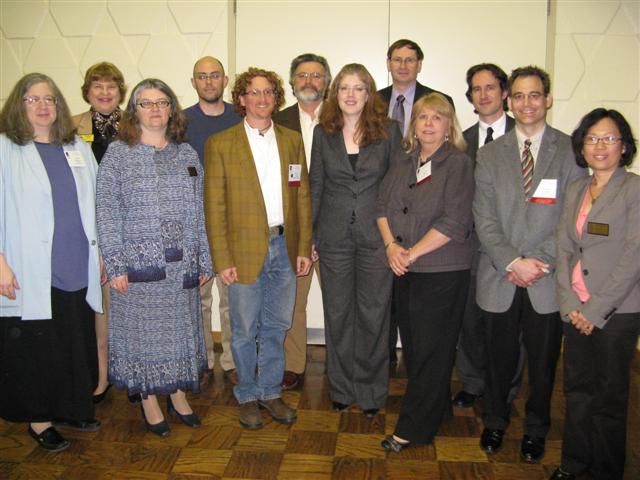 HistoryConference09Faculty