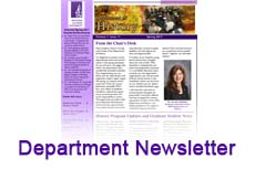 Department Newsletter