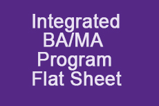 link to integrated ba/ma flat sheet