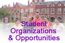 Student Organizations & Opportunities