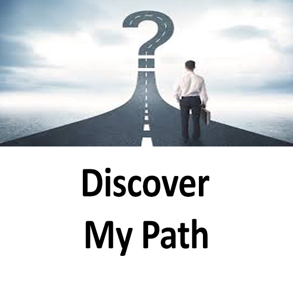 Discover My Path.