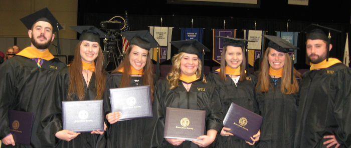 WIU School Psychology Class of 2016