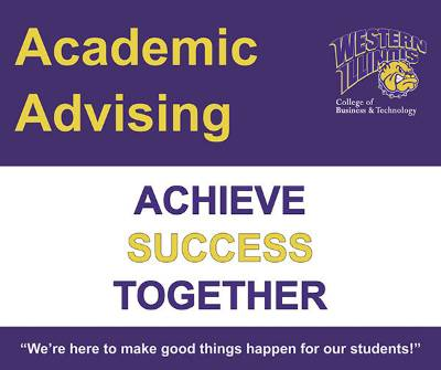 Academic Advising Graphic