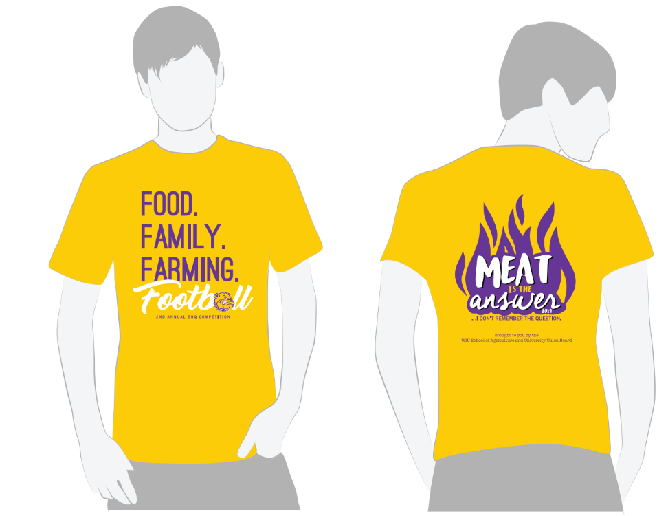 Food Family Farming Tshirt Photo