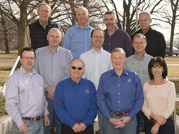 Group photo of Ag advisory board members