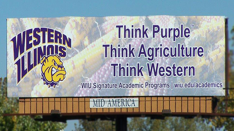 ag billboard in peoria