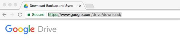 url to download Google Drive