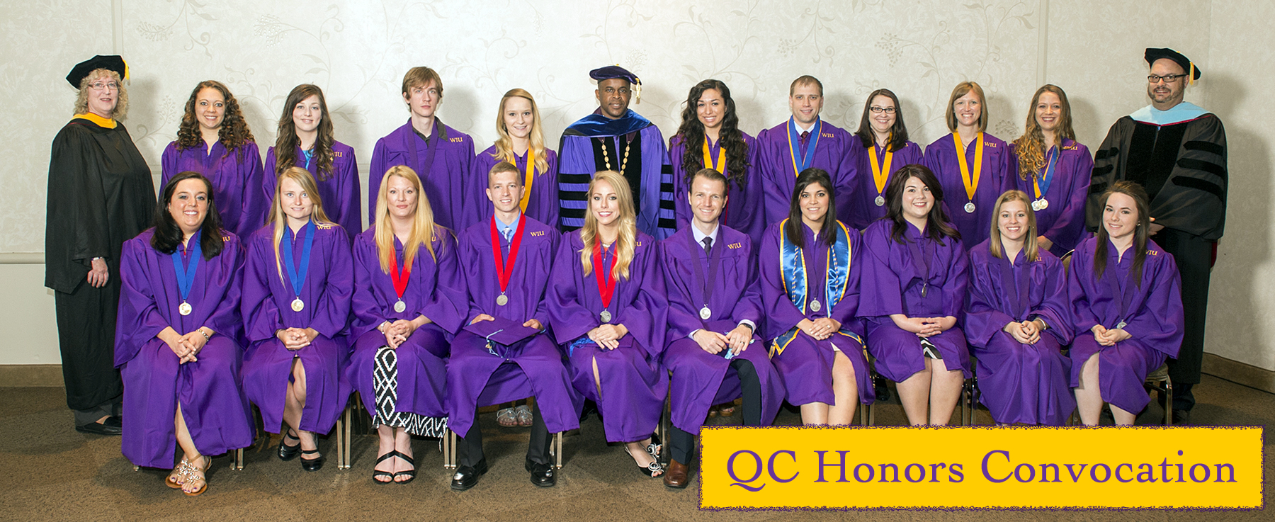QC Honors Convocation
