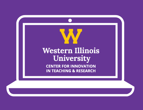 Laptop Icon WIU CITR Logo