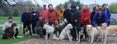 Phillips Dog Walk 2011