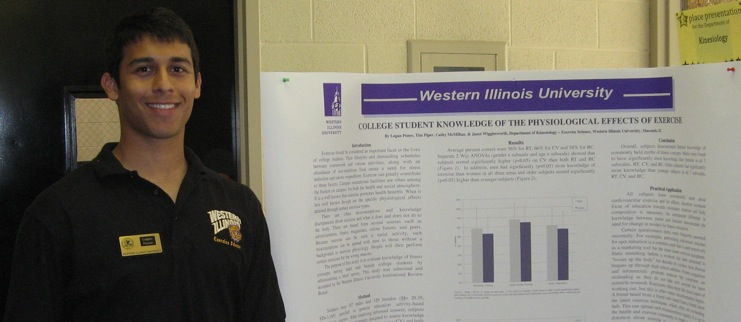 Undergraduate Research Day 2012