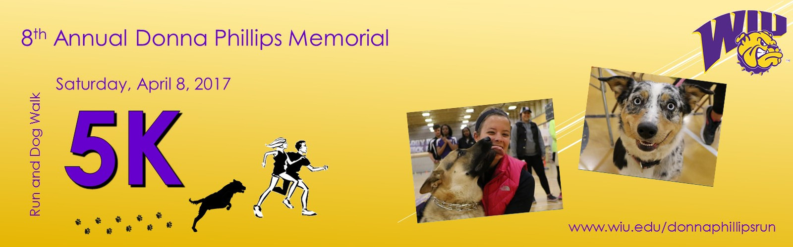 2017 Phillips Fund Run / Dog Walk