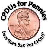 CPDUs for Penny