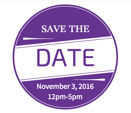 Save the Date Technology and Career Day November 3, 2016 1:00pm-5:30pm Horrabin Hall