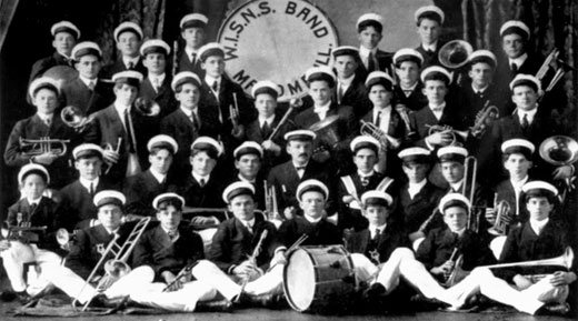 Photo: First Band