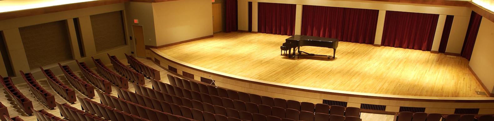 recital hall piano
