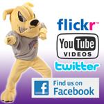 WIU Social Media Logo