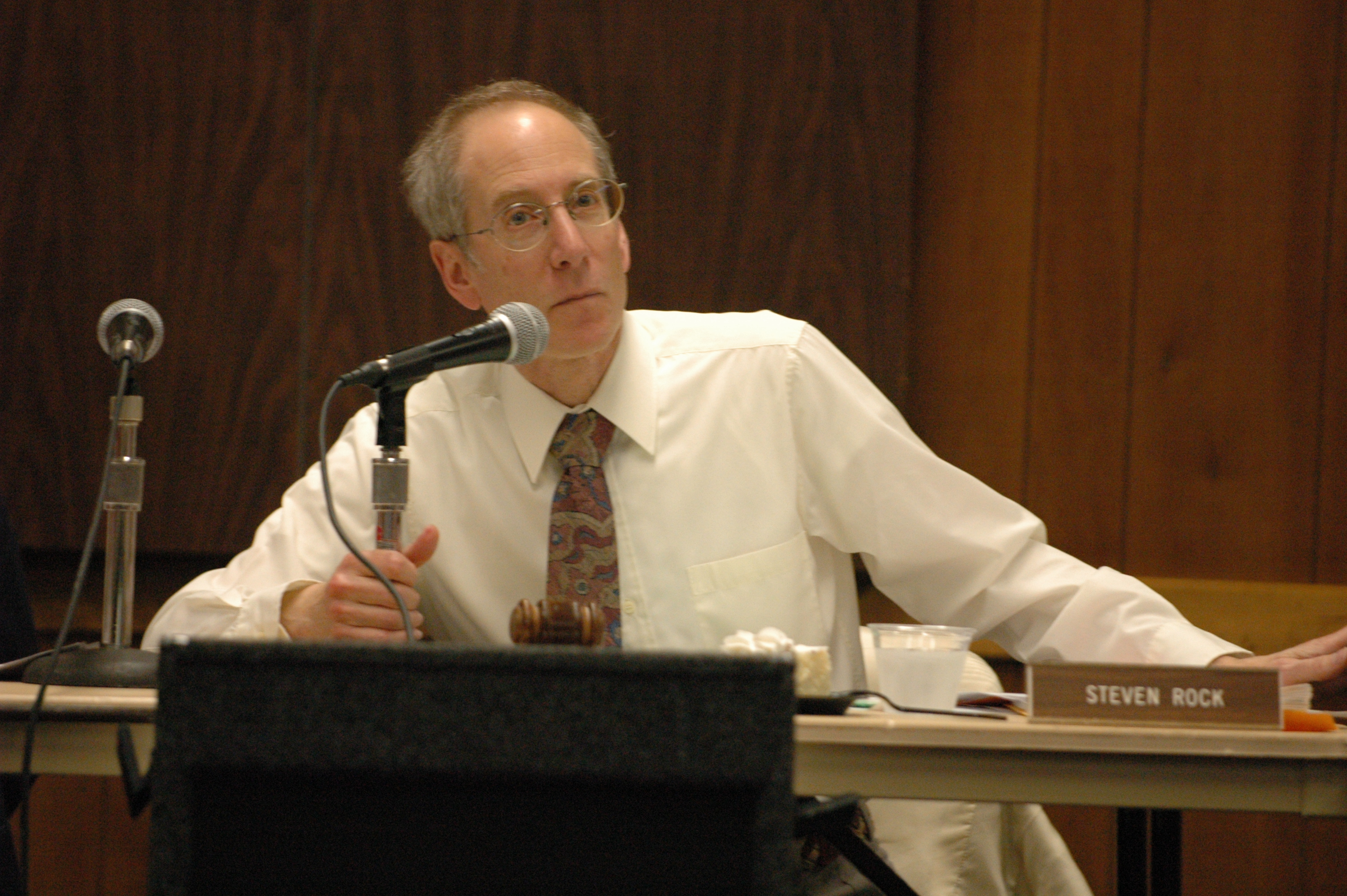 Senate chair 2011-12