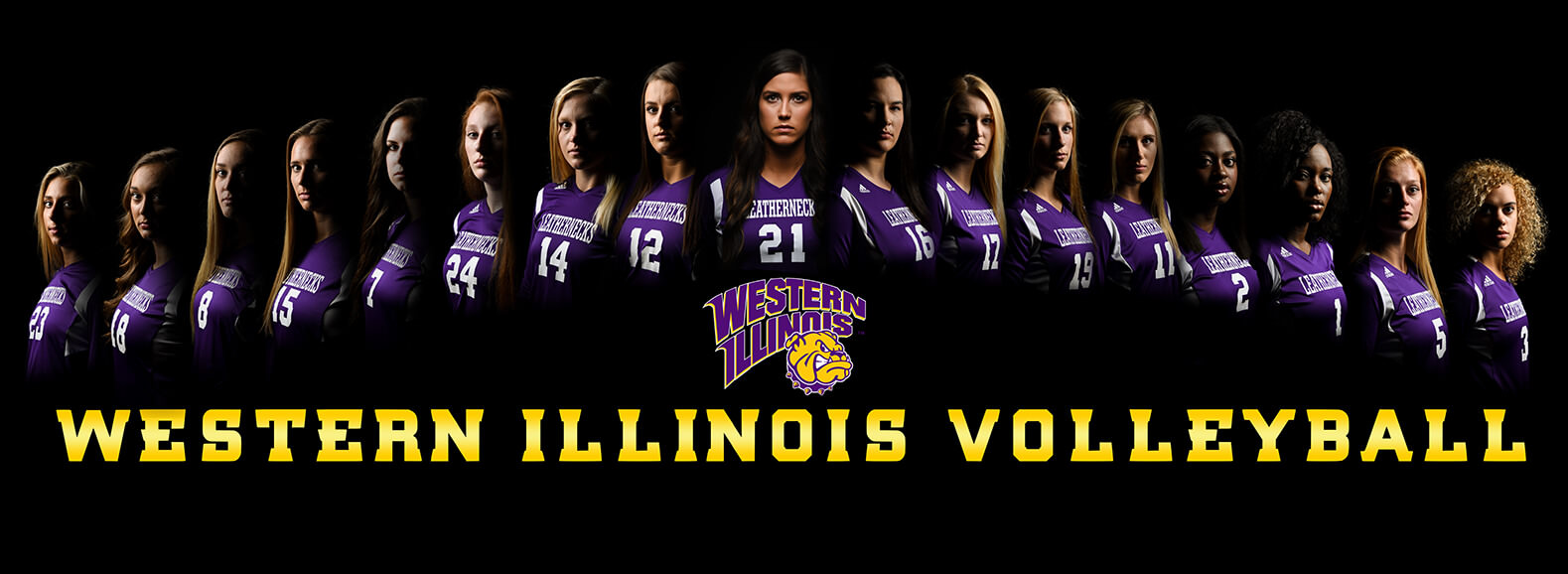 Leatherneck Volleyball