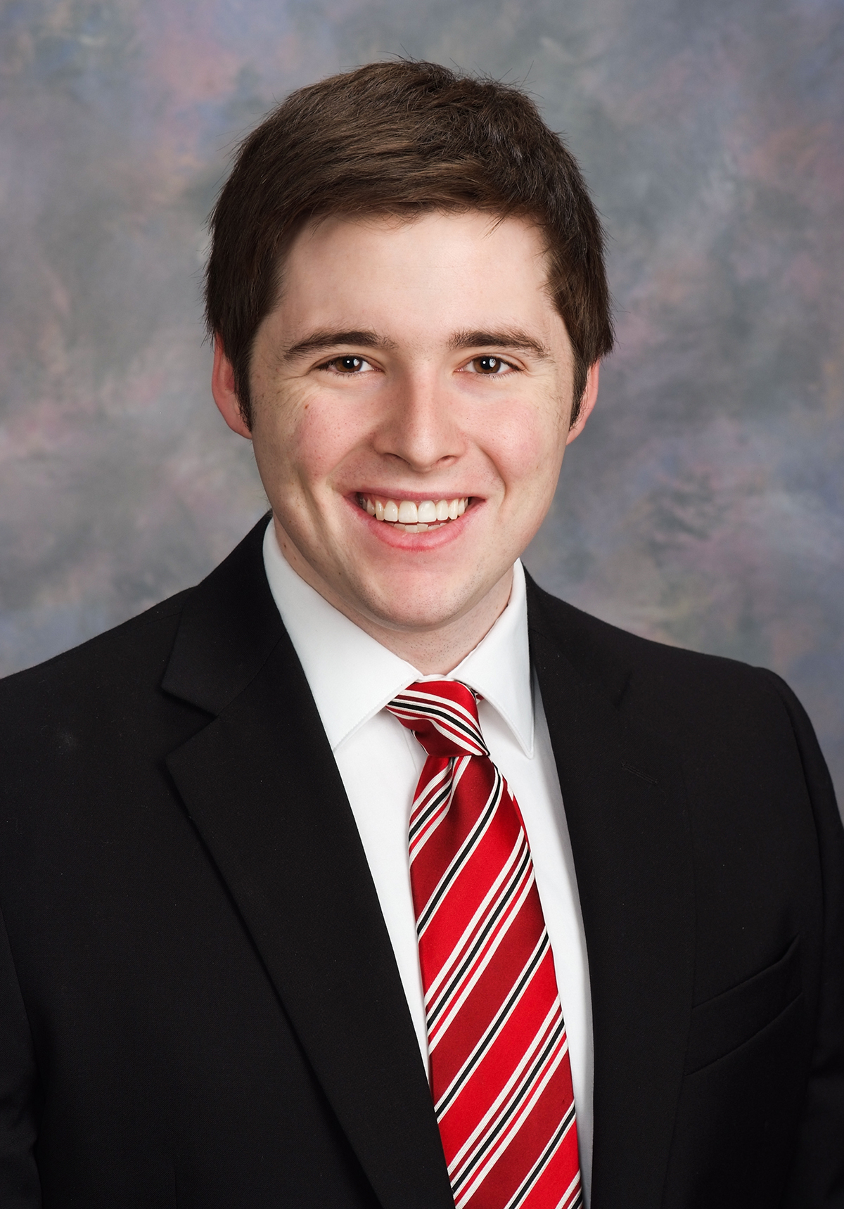 Caleb Markey Macomb IL Graduates With A Bachelors Degree In Finance And Accountancy Double Major The Highest Academic Distinction
