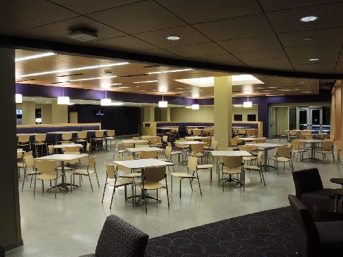 Wiu Union Food Court