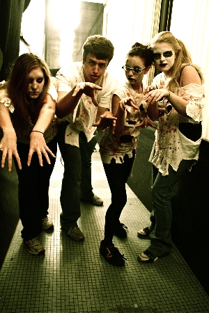 WIU RA Council members will present a ''Haunted Housing,'' a haunted house experience suitable for younger children from 5-7 p.m. Oct. 30 in Thompson Hall. A ''scarier'' haunted hall will be held from 7-11 p.m. Friday-Saturday, Oct. 24-25, and Wednesday-Friday, Oct. 29-31 also in Thompson Hall.