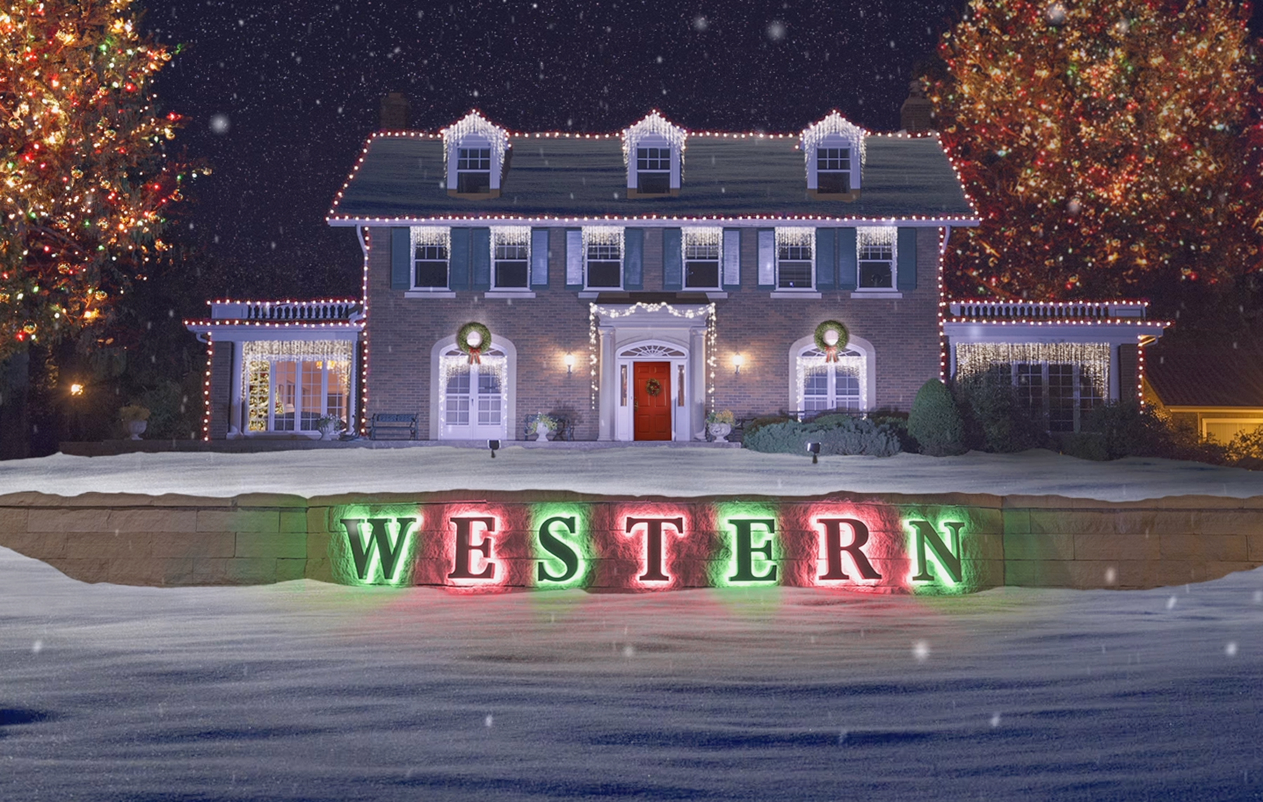 Season 39 s greetings from western illinois university - University of illinois admissions office ...