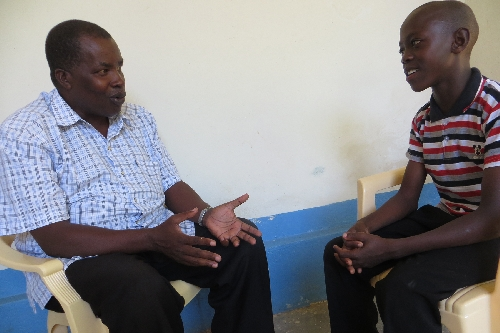 WIU-QC Alum Establishes Mental Health Counseling in Kenya