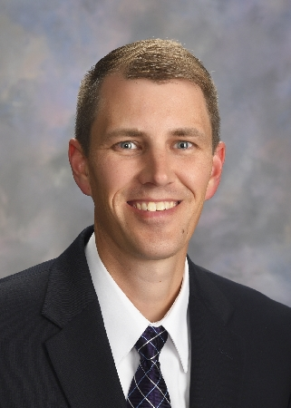 Interim Vice-President for Administrative Services, Matt Bierman