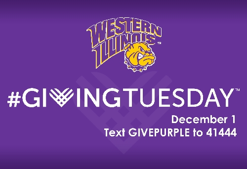 #GivingTuesday at WIU Set for Dec. 1
