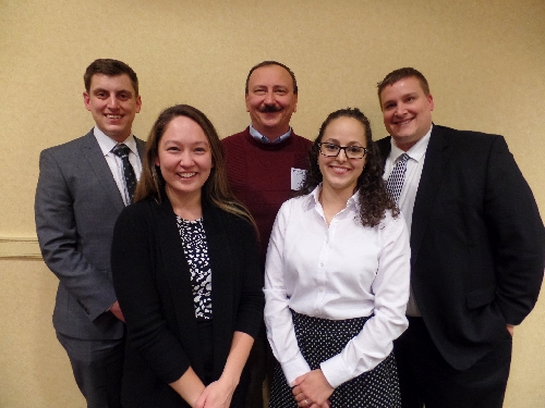 WIU Supply Chain Management Students Win Student Case Competition