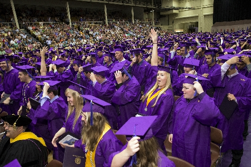WIU Spring 2016 Commencement Weekend
