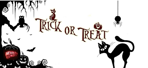 Safe Trick-or-Treating at WIU-QC Campus